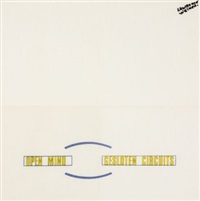 open mind - gesloten circuits by lawrence weiner