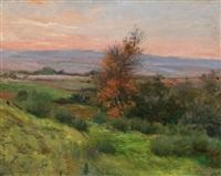 paisaje by aurelio tolosa alsina