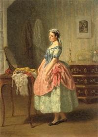 im boudoir by paul seignac