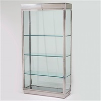 illuminated vitrine by pace manufacturing (co.)