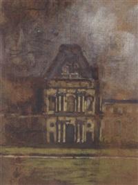 louvre-pavillonen by antonio de la gandara