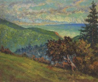 california coast by ernest browning smith