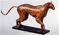 leopard by fred alten