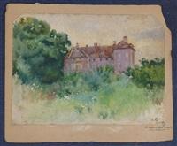 le chateau de la mesenger by charles gogin