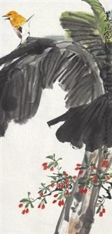 蕉窗禽语细 by xu chunyuan