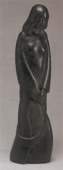 standing woman by harold c. swartz