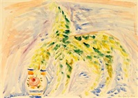 rider by asger jorn