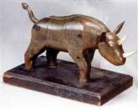 rhinoceros by fred alten
