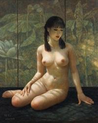 初夏 (nude) by dai zhongguang