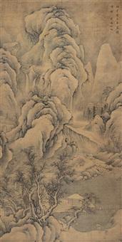 scenery by liu yu