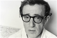 woody allen by herlinde koelbl