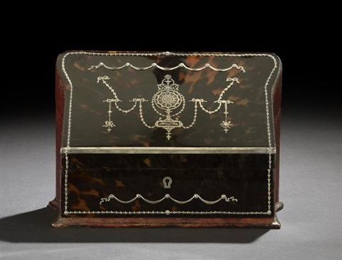 desk box by robert adam