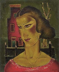 femme à amsterdam by reimond kimpe