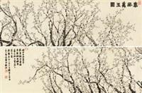 春风万玉图 by jin nong
