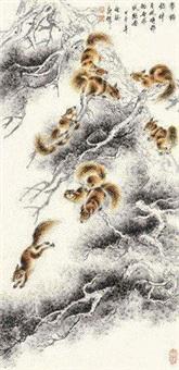 松风长乐 by jiang wei