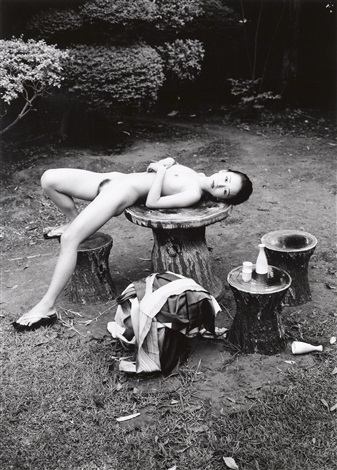 mythology by nobuyoshi araki