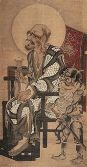 figure by wu kuan