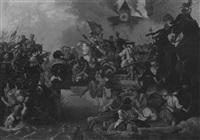 ein gefecht zwischen christen und osmanen by hans gasser