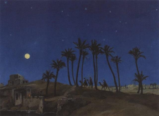 De Hellige Tre Konger I Måneskin By Willi Korber On Artnet