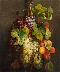 fruit still life by cornelis van spaendonck