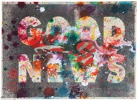 good news by alighiero boetti