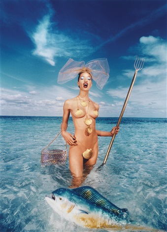 neptuna by david lachapelle