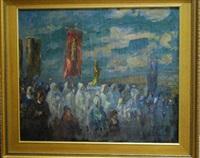procession by martin lauterburg