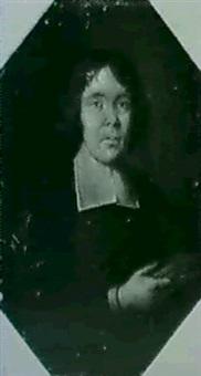 portrat eines geistlichen by nicolas perelle
