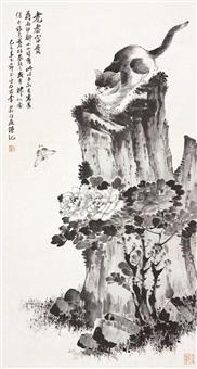 耄耋富贵图 by li shijun