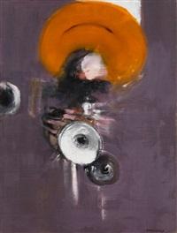 jazz man by giancarlo cazzaniga