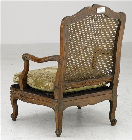 fauteuil à la reine from the greta garbo coll