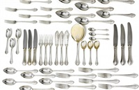 jugendstil speisebesteck (set of 103) by friedrich adler