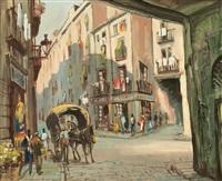 plaça de la llana, barcelona by joaquim asensio