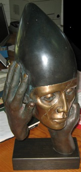 pharaoh's head by andrew leonard kay