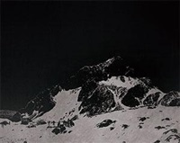 雪山 by ren han