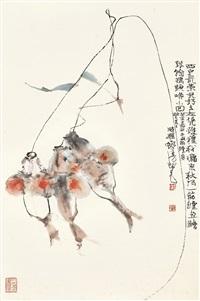 fish in autumn by cheng shifa