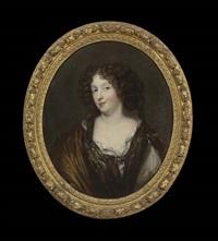 portrait of louise de kerouaille, duchess of portsmouth by pierre mignard