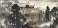 white horse temple by yang shanshen