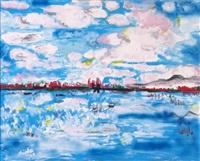 wolkenspiel by magda blau