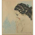 winsome by louis icart