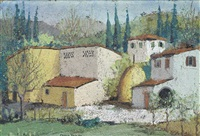 paesaggio by paolo toschi