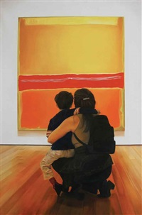 an afternoon with rothko by annie cabigting