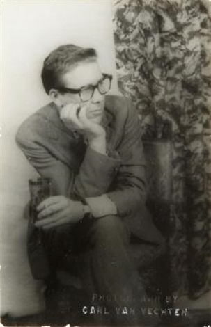 anthony armstrong jones by carl van vechten