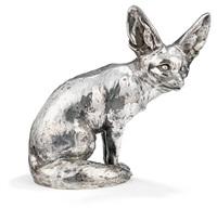fennec fox by edouard marcel sandoz