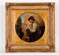 the lesson by william mulready