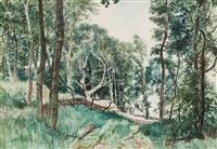 leys wood, forfarshire by james mcintosh patrick