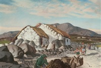 the cottage at connemara by harry epworth allen