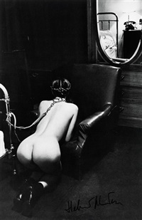 berlin nude by helmut newton