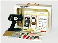 deluxe racing set by tom sachs