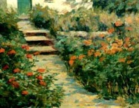 private garden by william t. amsden